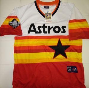 Houston astros Cooperstown vintage jersey